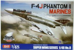 SWS 4808 Marines F-4J Phantom